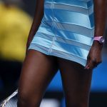 Venus Williams Australian Open 2011, turul I