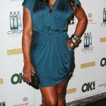 Serena Williams la petrecerea de vineri seară de la Hollywood
