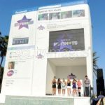 Prezentarea s-a facut la un hotel din South Beach