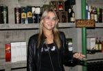 Elena Vesnina în cramă