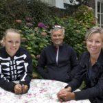 Caroline Wozniacki şi părinţii