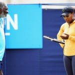 Richard si Serena Williams la Eastbourne