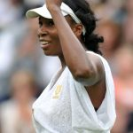 Venus Williams tinuta Wimbledon