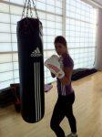 VIDEO: Sorana Cîrstea face fitness antrenându-se la sacul de box!