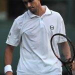 Victor Hănescu la Wimbledon