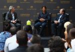 Rafael Nadal la New York la lansarea campaniei Champions Drink Responsibly
