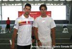 Rafael Nadal a vorbit despre obiectivele pentru 2012 şi despre înfrângerile în faţa lui Djokovic