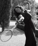 Serena Williams în Hamptons