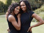 Serena şi Venus Williams în Hamptons
