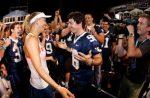 Caroline Wozniacki şi Rory McIlroy la Yale