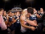 Caroline Wozniacki şi Rory McIlroy s-au sărutat la Yale