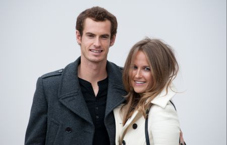 Andy Murray si Kim Sears