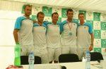 Echipa de Cupa Davis a Romaniei (foto: Adevarul)