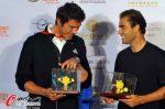 Marat Safin si Pete Sampras la Beijing