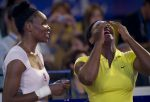 Venus si Serena Williams la Medellin