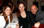 FOTO: Alexandra Dulgheru şi Elena Bogdan la petrecerea jucătoarelor de la Auckland
