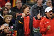Rafael Nadal cupa davis spania
