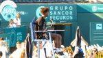 VIDEO: Gael Monfils a făcut show şi la antrenamente la Cupa Peugeot în Argentina