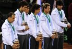 POZA ZILEI, 5 decembrie: Argentinenii după finala Cupei Davis