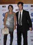 Marion Bartoli şi Richard Gasquet la balul Hopman Cup