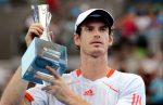FOTOGALERIE: Andy Murray a câştigat titlul la Brisbane, primul lui trofeu australian