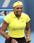 Serena Williams la Brisbane 2012