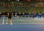 Australian Open 2012 – FOTO: Sorana Cîrstea s-a antrenat cu Gisela Dulko