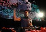 Janko Tipsarevic in postura de DJ