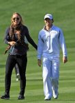 Caroline Wozniacki si Rory McIlroy la Dubai