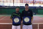 Florin Mergea şi Andrei Dăescu au câştigat titlul de dublu la Zagreb