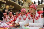 Jucatoarele Rusiei au acordat autografe