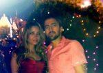 FOTO: Janko Tipsarevic şi soţia lui, Biljana, la players party în Dubai