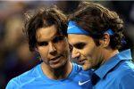 FOTOGALERIE: Victoria lui Federer în faţa lui Nadal la Indian Wells, în imagini