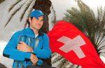 POZA ZILEI, 19 martie 2012: Roger Federer cu trofeul cucerit la Indian Wells, al 19-lea Masters pentru el