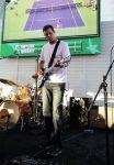 Mike Bryan, la chitara