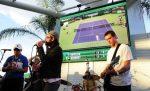 Fratii Bryan, in concert la Indian Wells