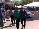 FOTOGALERIE: John McEnroe este la Bucureşti şi s-a întâlnit cu Ilie Năstase