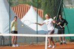Amelie Mauresmo face parte din echipa Victoriei Azarenka
