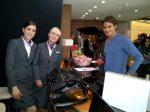 FOTO: Roger Federer a filmat o reclamă pentru Lindt