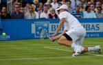POZA ZILEI, 22 iunie 2012: Andy Roddick reușește, încă, faze spectaculoase