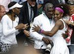 FOTOGALERIE: Bucuria Serenei Williams după cucerirea titlului la Wimbledon