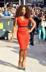 VIDEO: Serena Williams a fost invitată la The Late Show with David Letterman
