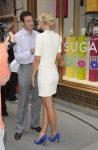 Maria Sharapova la lansarea Sugarpova