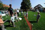 FOTOGALERIE: Novak Djokovic și-a reintrat în rolul de ambasador UNICEF la o grădiniță din Serbia