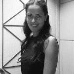 Ana Ivanovic la player party in Tokyo