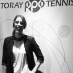 Andrea Petkovic la player party in Tokyo