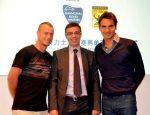 Hewitt si Federer la tragerea la sorti de la Shanghai