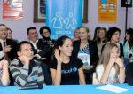 Ana Ivanovic in rolul de ambasadoare UNICEF, alaturi de cei mici