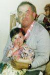 Sorana Cirstea la 2 ani, alaturi de bunic