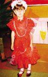Sorana Cirstea, la 3 ani, la gradinita
